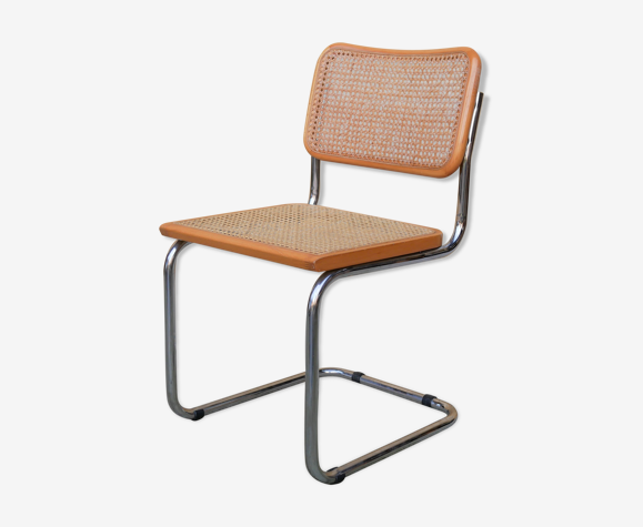 Chaise B32 par Marcel Breuer, Made in Italy