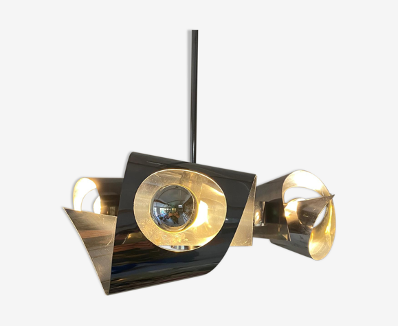 """Lampe """"space age"""""""