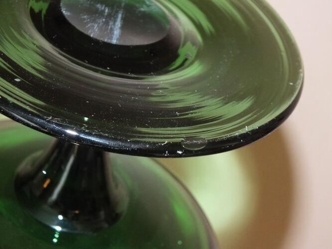 Vase Médicis en verre