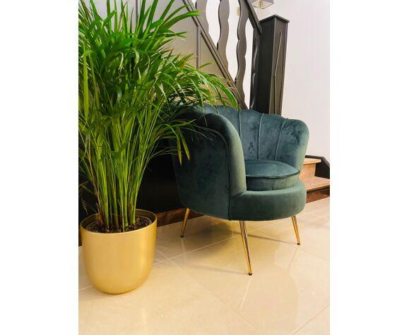 Retro/single-seater/hull chair