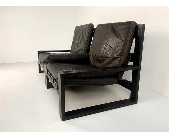 Canapé deux places par Sonja Wasseur