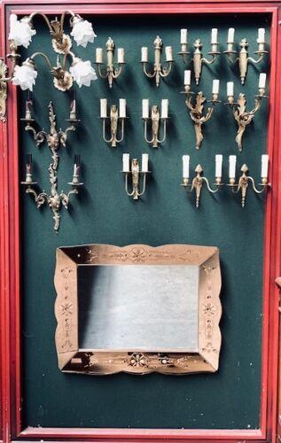 Miroir vénitien 65x81 cm