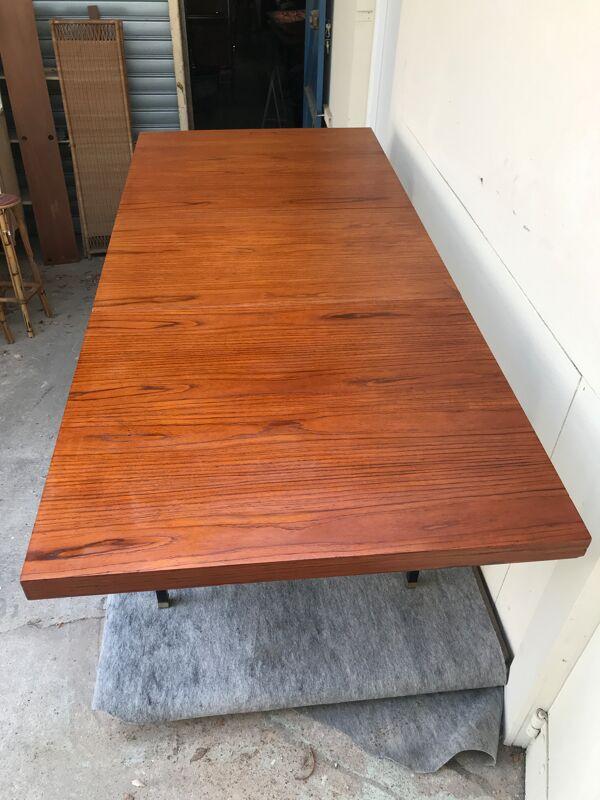 Table de salle a manger années 60