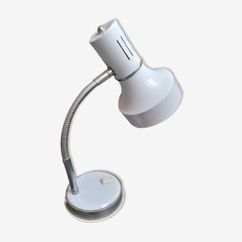 Lampe de bureau  flexible old school vintage