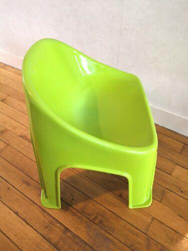 Chaise enfant design vintage