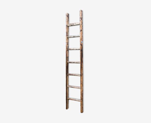 Echelle en bois 207 cm
