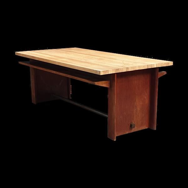 Table à manger en chêne