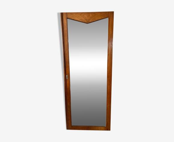 Miroir Biseauté Art deco vintage 167cm