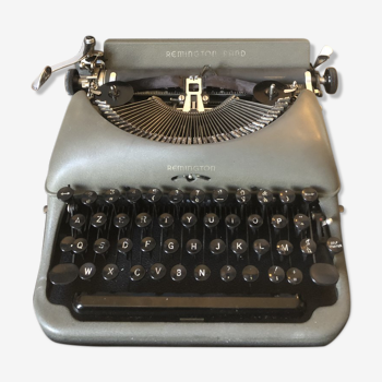 Remington Rand Typewriter