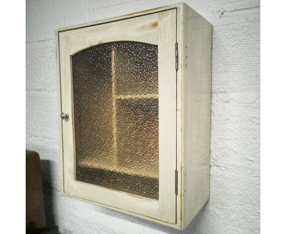 Armoire de toilette vitrée