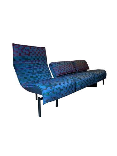 Sofa de Vico Magistretti pour Cassina années 1980