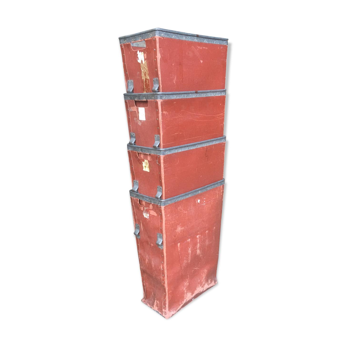 Caisse industrielle bac d'atelier Suroy en carton