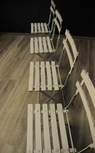 Chaises pliantes scandinaves