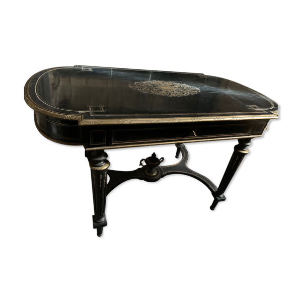Table de jeu Napoleon lll, école Boulle
