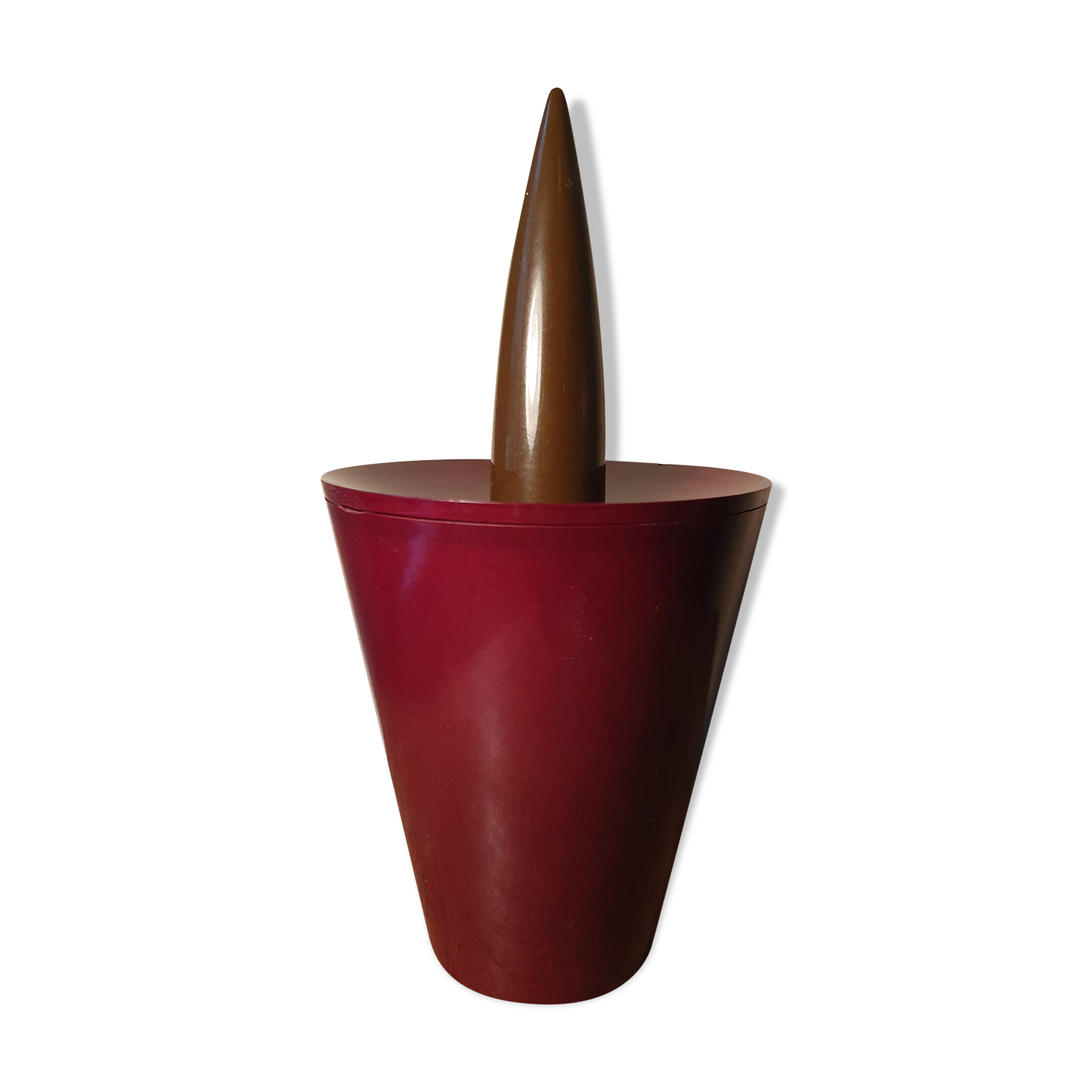 Cendrier en bakélite Joe Cactus de Philippe Starck