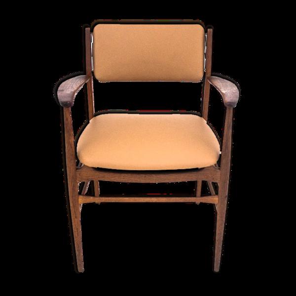 Chaise de bureau, design danois, années 1960
