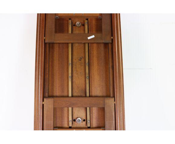 Table à manger réglable d'ascenseur des années soixante par Niels Bach pour Randers Danemark