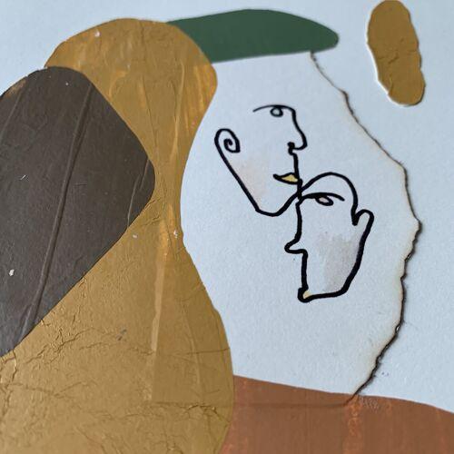 Collage 'Paul' de la série 'Names'
