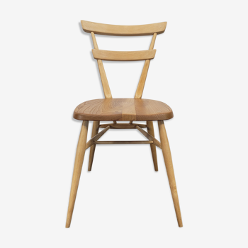 Ercol Double Back Stacking Dining Chair, années 1960 - No.1