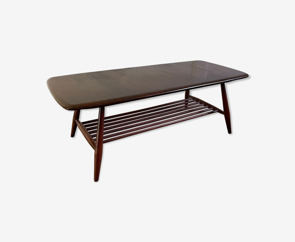 MidCentury wooden Coffee Table by Ercol 1960s