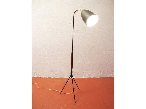 Lampe de parquet scandinave
