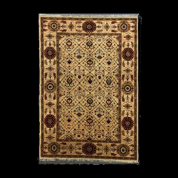 Tapis Ziegler en laine afghane 270x185 cm