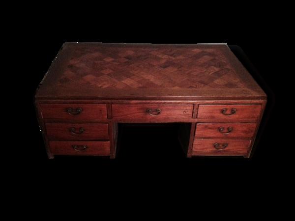 Table basse meuble à tiroirs