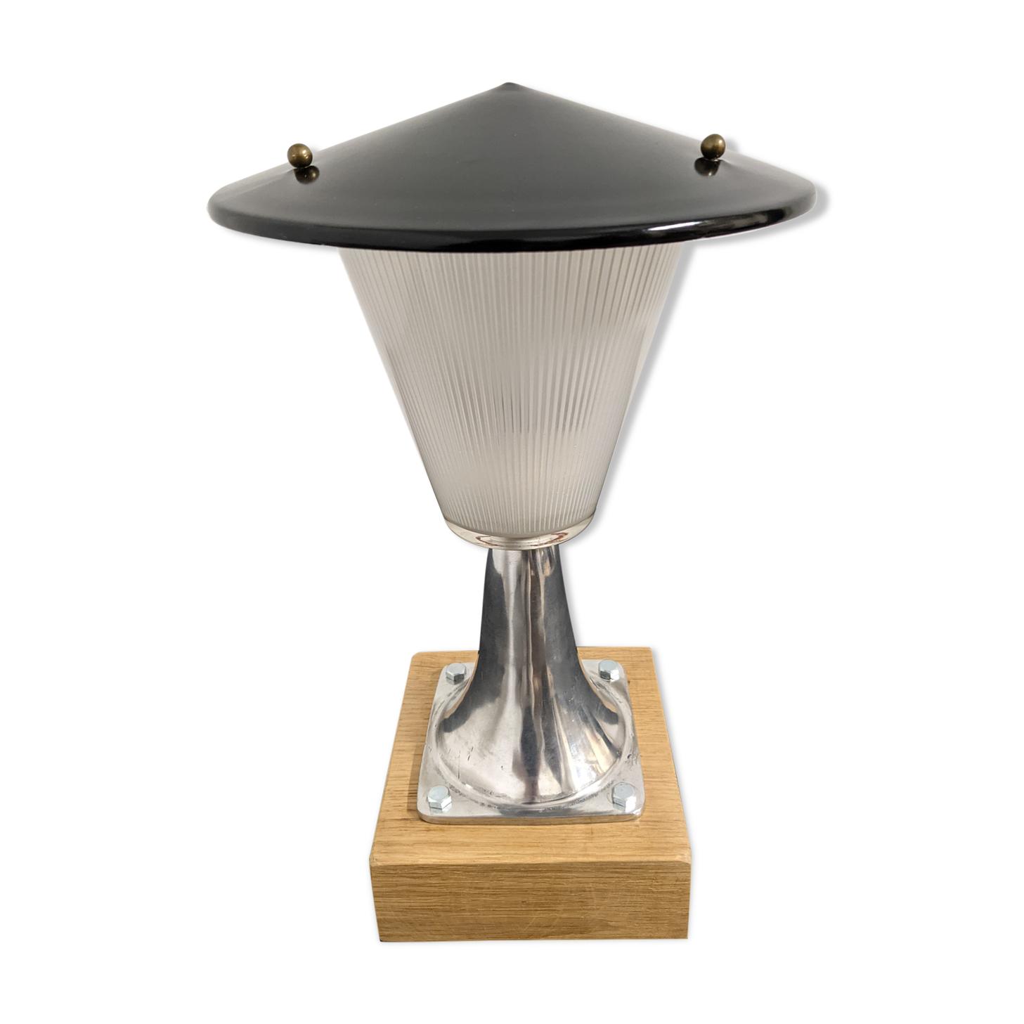 Lampe holophane des années 50