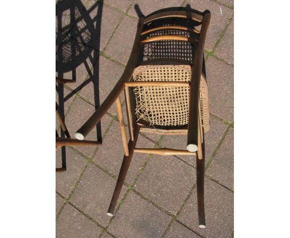2 chaises à restaurer