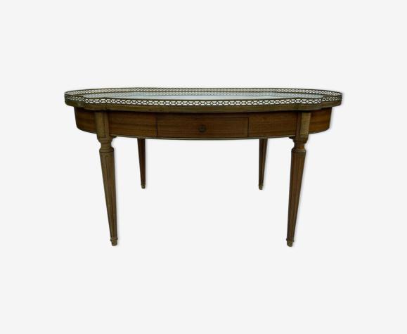 Table bouillotte XXeme style Louis XVl