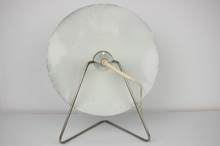 Metal Table Light by Helena Frantova for Okolo, 1960's