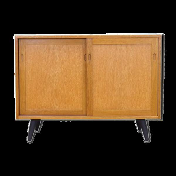 Cabinet ash, années 1970, design danois, designer: Hans J. Wegner, production: Ry Møbelfabrik