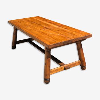 Table de salle à manger Georges Robert 1960