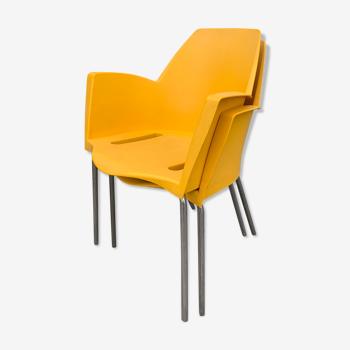 Paire de chaises Arianna Armet