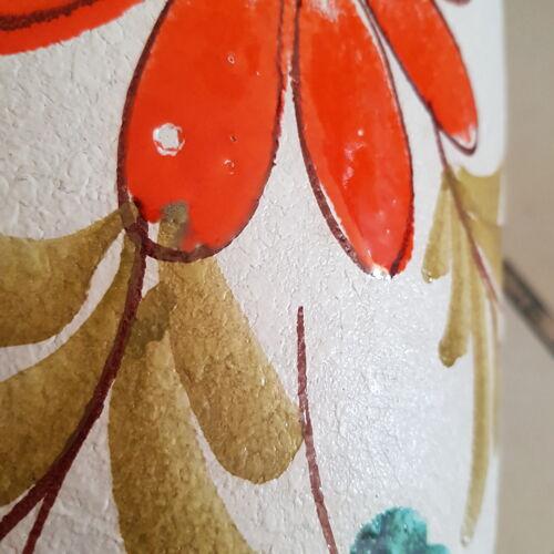 Vase en grès céramique