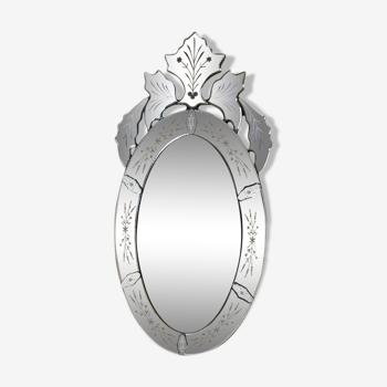 Miroir Vénitien 93x46cm