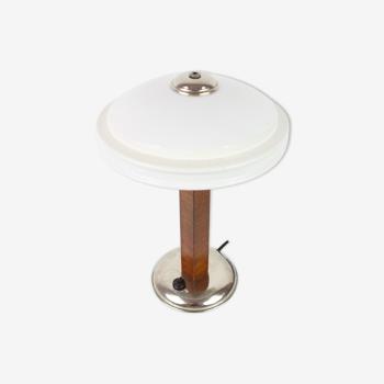 Lampe de table art déco années 1930