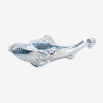 Vide poche poisson céramique