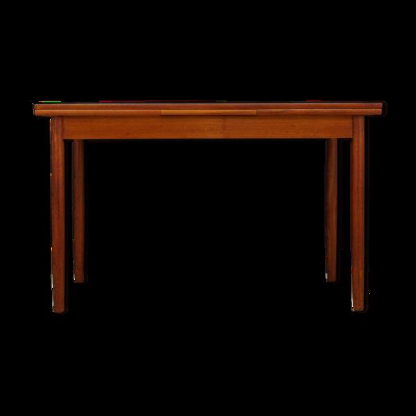 Table en teck design danois 60/70