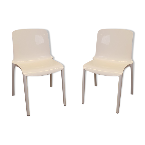 Chaises Tiffany par Marcello Ziliani pour Casprini