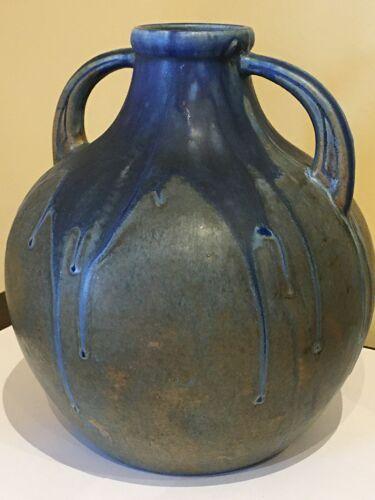 Vase boule à anses années 20/30