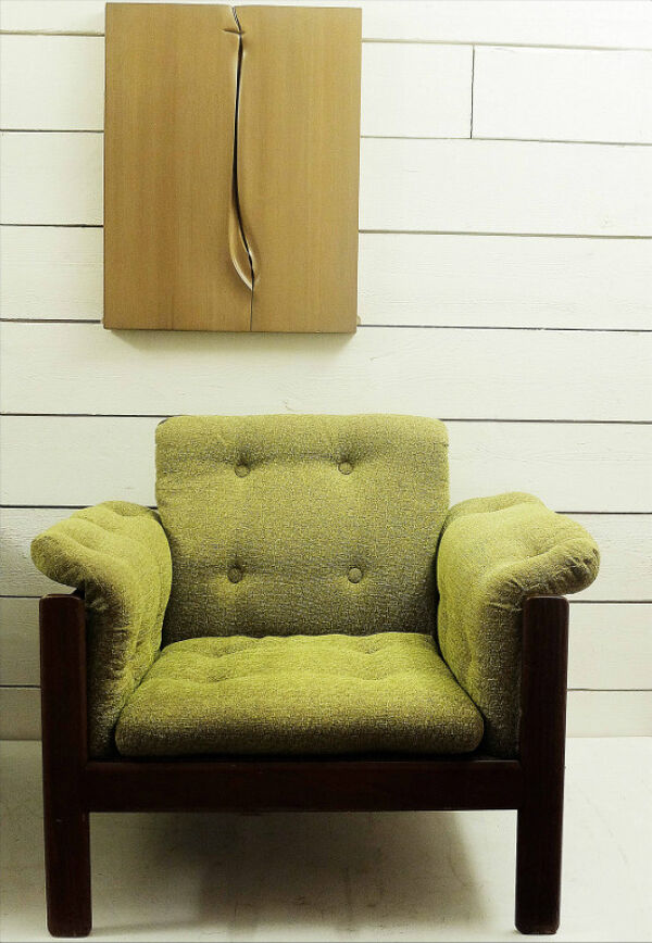Pair Of Armchairs - Original Upholstery