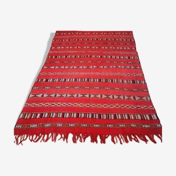 Tapis artisanal berbère Maroc