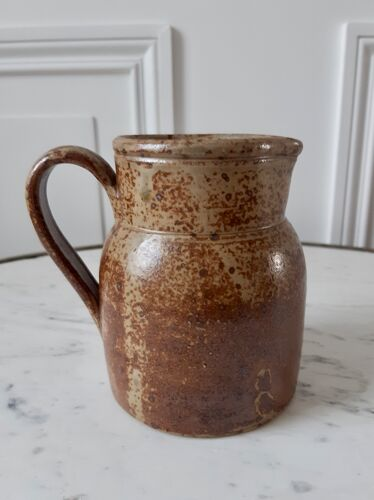 Pichet en grès vintage