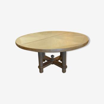 Table en bois de Guillerme et Chambron