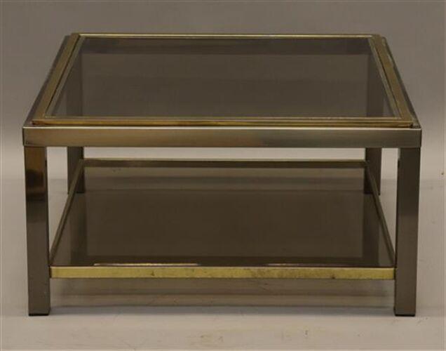 Table d'appoint a été faite par Belgo Chrom 1970