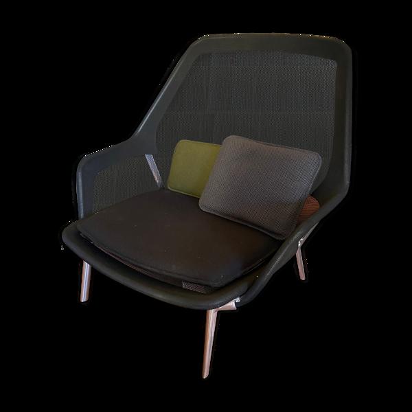 Fauteuil Slow Chair des Frères Bouroullec édité par Vitra