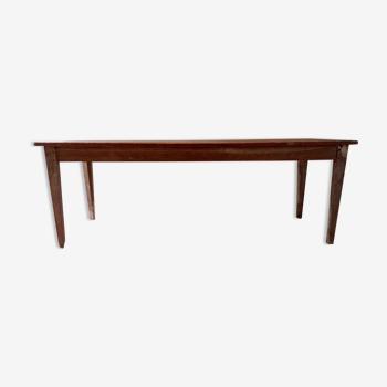 Table de ferme ancienne en bois