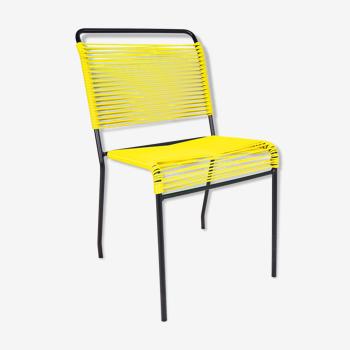 Chaise doline jaune marque boqa