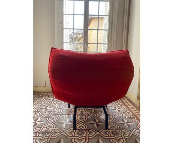 Lounge chair « Véranda »Vico Magistretti pour Cassina 1980